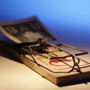 Money mousetrap